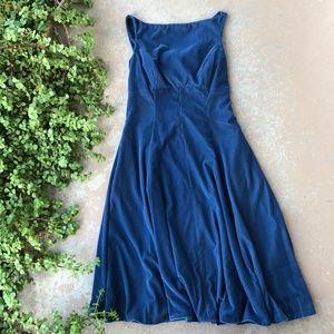 Gal Meets Glam Christine Velvet Dress, Fir Green